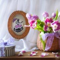 Ароматом пьянящих цветов… :: Валентина Колова