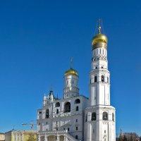 Весна в Кремле 5 :: Galina