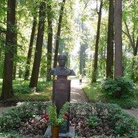 Памятник Пушкину :: Мила