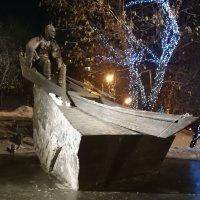 По бульвару :: Наталья Нарсеева