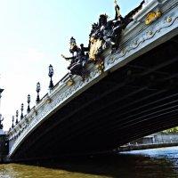 Париж.Мост Александра . :: Владимир Чижиков