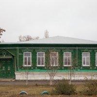 Борисоглебск. Деревянный жилой дом. Детский сад № 3 :: Алексей Шаповалов Стерх