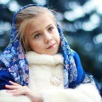 русская краса :: Оксана Чепурнаева