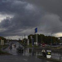 Небо над городом :: Татьяна Кретова
