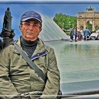 Париж - это маленькая Одесса :: Александр Корчемный