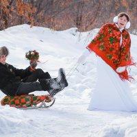Женя и Олеся! :: Анюта Колмакова