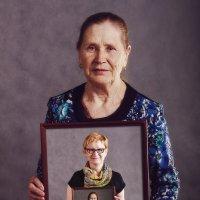 Четыре поколения :: Чингис Санжиев
