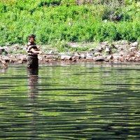 Рыбак :: Татьяна Губина