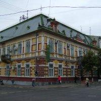 Банковское  учреждение  в  Ивано - Франковске :: Андрей  Васильевич Коляскин