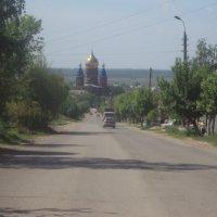 дорога к храму :: Татьяна Агеева
