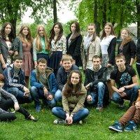 Выпускники 2014 :: Дмитрий Сахончик