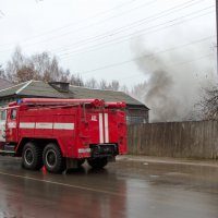 Пожар :: Оксана Пучкова