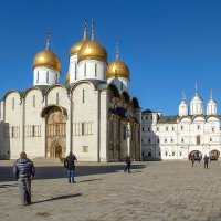 Весна в Кремле 9 :: Galina