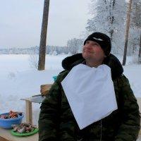 Лепотаа...... (на  рыбалке...) :: Валерия  Полещикова