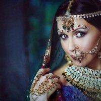 Прекрасная  Индия.. :: Надежда Шибина