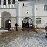 Введенский Владычний женский монастырь :: Светлана Лысенко