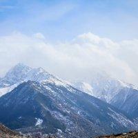 горы :: Оксана Чепурнаева