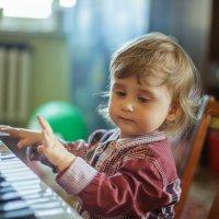 Юный Моцарт :: Татьяна Курамшина