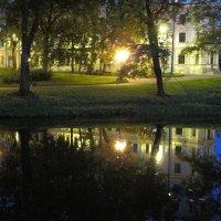 ночной город :: Eвгения Генерозова