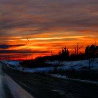 Закатное :: Андрей Конин