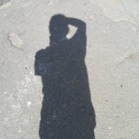 это я и тень моя :: Сергей Дихтенко
