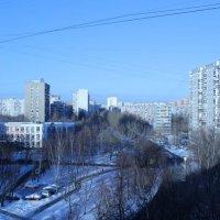 зима :: Ирина Ермолина