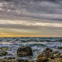 Облачно, ветер северо западный... :: Александр Пушкарёв