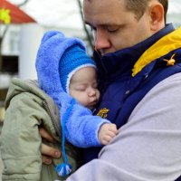 Отец и сын :: Елена Нор