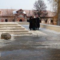 Посещение женского монастыря :: Svetlana27