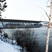 Братская ГЭС :: Наталия Жоголь