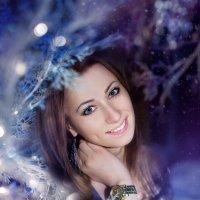 девушка :: Наталья Тихонова