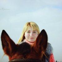 Юлия и Марс :: Кристина Щукина