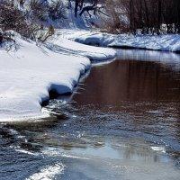 А воды уж весной шумят... :: Лесо-Вед (Баранов)