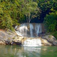 Водопады р. Квай. :: Чария Зоя