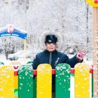 в снежной сказке :: Екатерина Куликова
