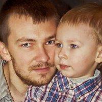 Отцовская любовь... :: Наталья Костенко
