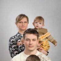 Семья :: Михаил Тарасов
