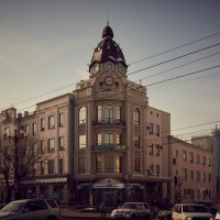 Старое здание :: Олег Александров