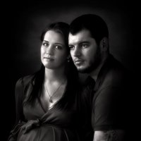 Портрет семейной четы...2. :: Андрей Войцехов