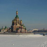 Во всей красе сияя куполами! :: Анатолий Грачев