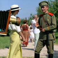завязался разговор,кто знает к чему он приведет :: Олег Лукьянов