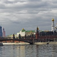 Такая разная Москва... :: Ирина Шарапова