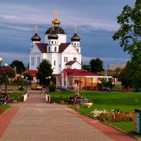 Городской пейзаж :: Алексей Жуков