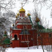 Свято-Троицкий собор в Ижевске :: Владимир Максимов