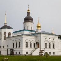 Спасо-Елеазаровский монастырь. Собор Трёх Святителей :: Алексей Шаповалов Стерх