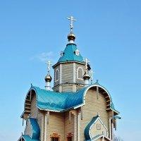 Возрождённый храм! :: Андрей Синицын