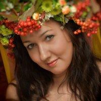 Портрет :: Юлия Галиева