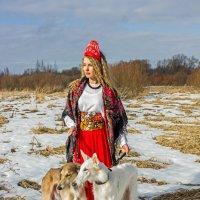 Русский стиль. :: Александр Лейкум