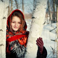 Дарья :: Tatyana Belova