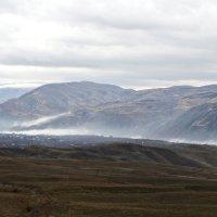 Туман в горах* :: Виктория Большагина